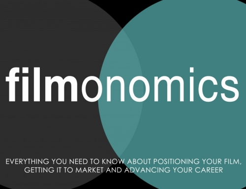 We are selected for Filmonomics Plus!