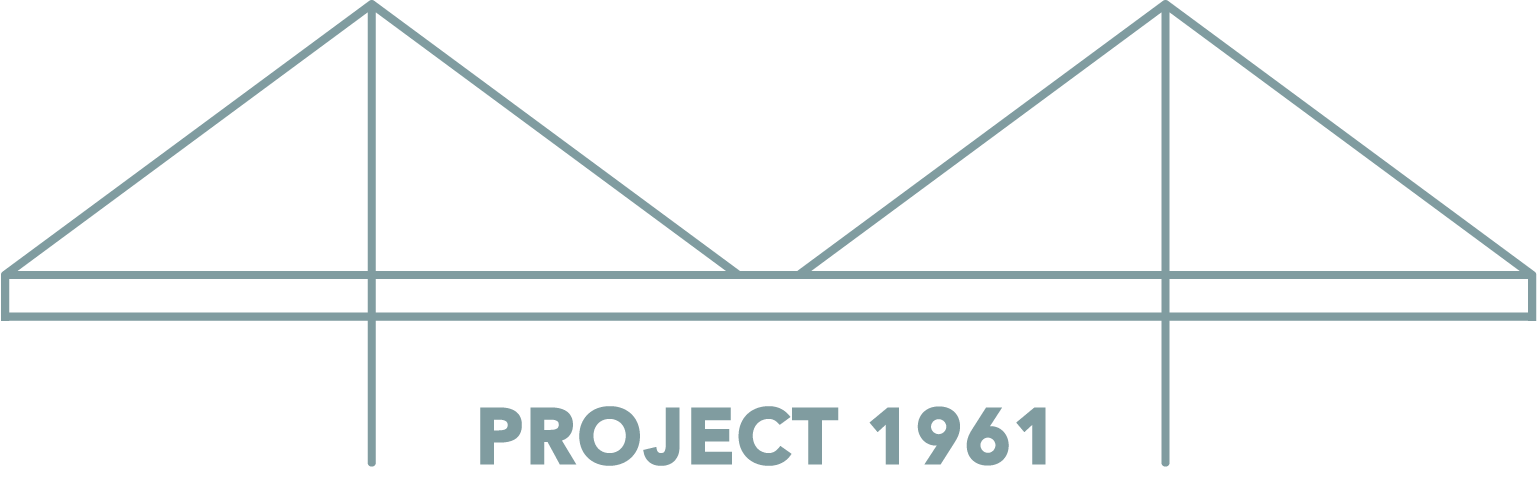 Project 1961 Logo